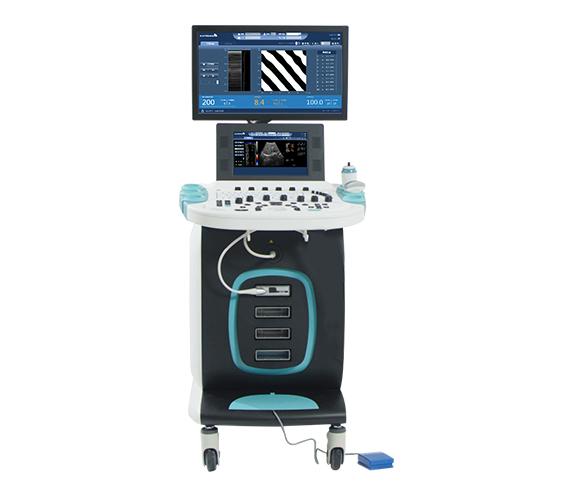 无创肝纤维化脂肪变量化检测系统