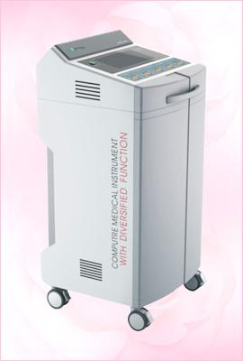 产后康复治疗仪YS-3C(推车式)