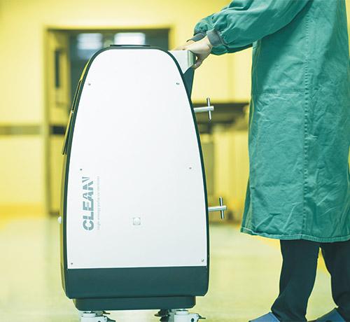 脈沖紫外消毒機/脈沖紫外消毒機器人/醫用紫外線消毒車