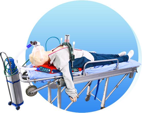 电控电动心肺复苏机