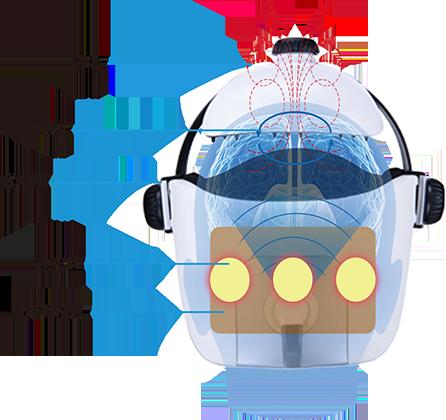 腦循環功能障礙治療儀作用原理