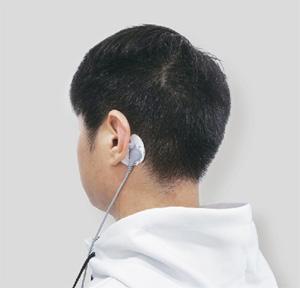 仿真生物电小脑顶核电刺激-主电极耳后电刺激