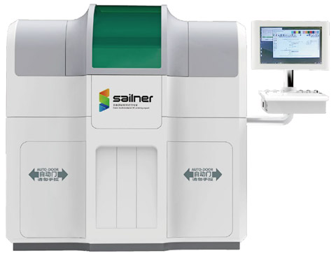 全彩医疗3D打印机