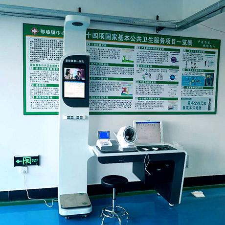 XY-M01-智能健康一体机