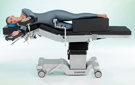 胸腔肾脏电动液压手术床